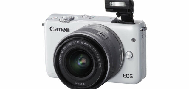 Mirrorless Eos M10